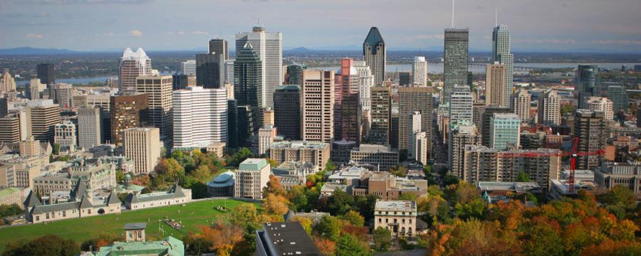 Offre tour de ville Montréal