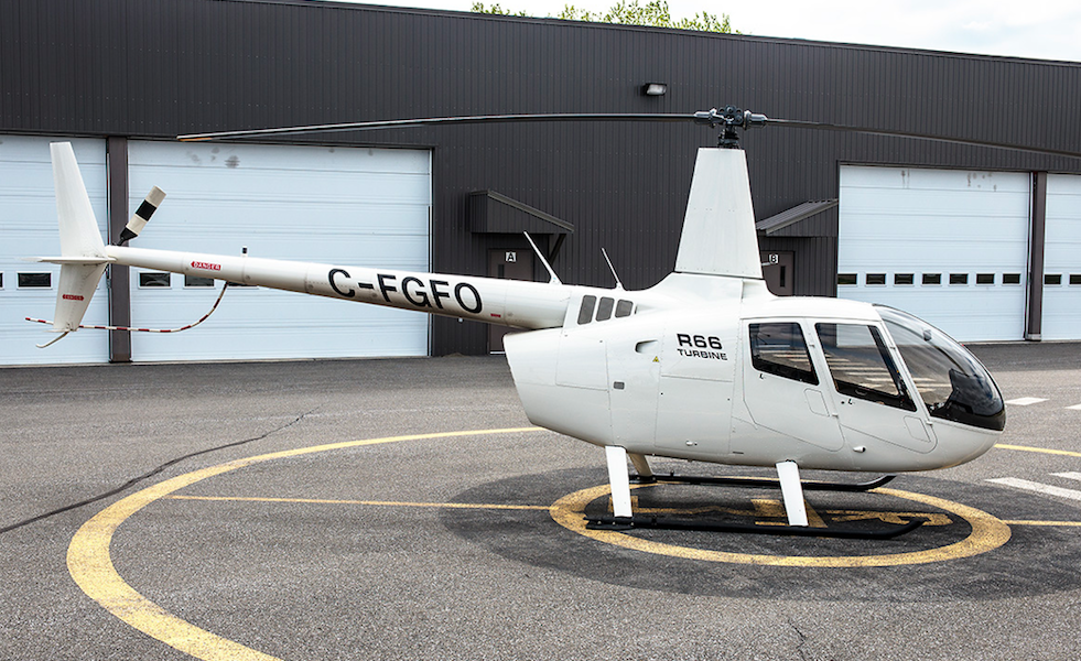 robinson r66 c-fgfo helicraft