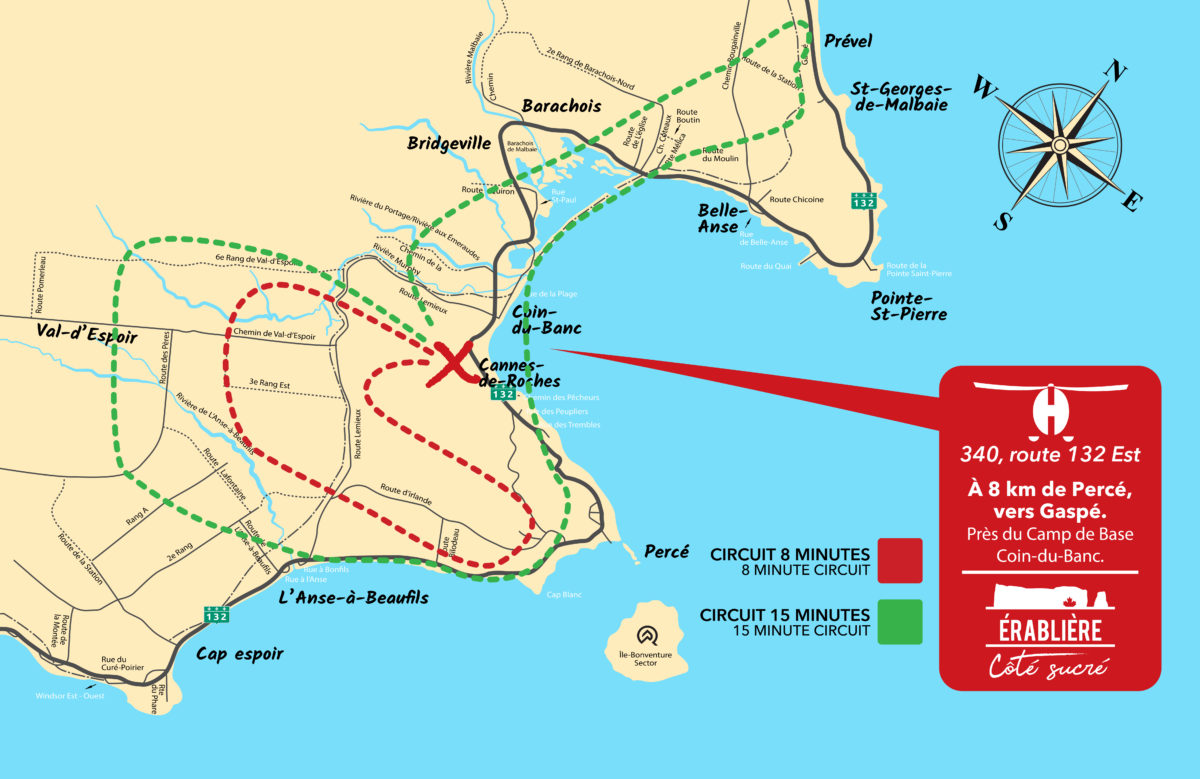 Map-Percé