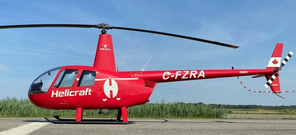 robinson r44 helicraft RH44